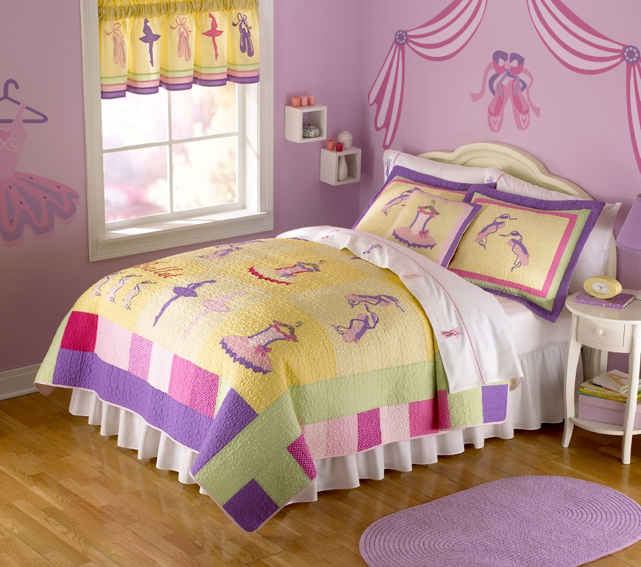 girls bedroom painting ideas photo - 1