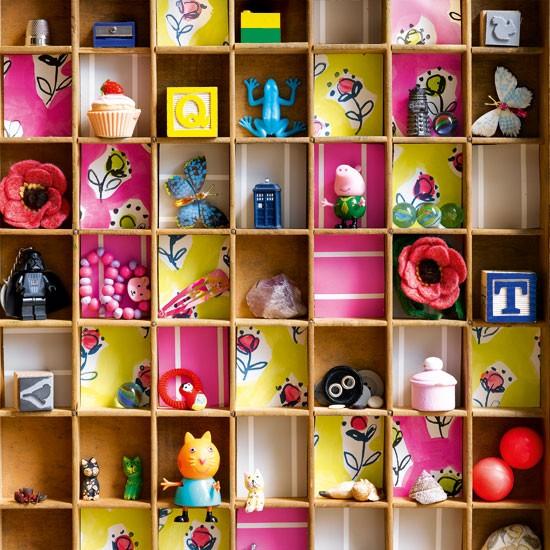 girls bedroom storage photo - 1
