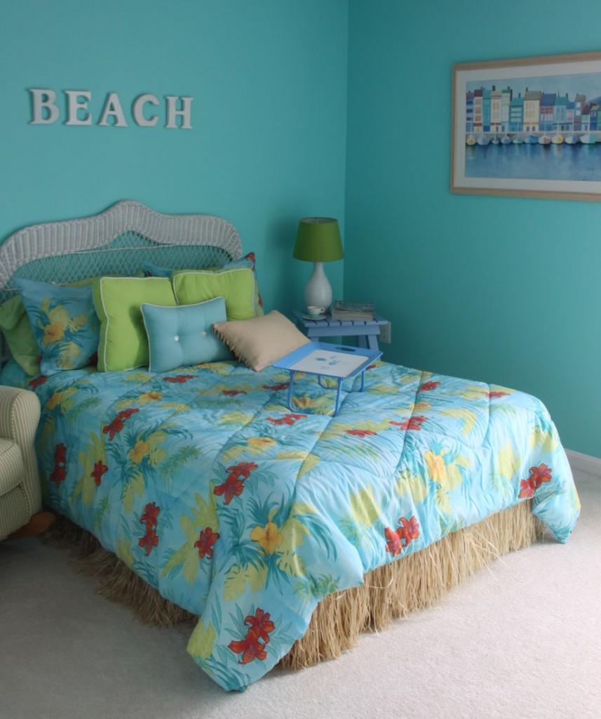 girls bedroom theme photo - 2