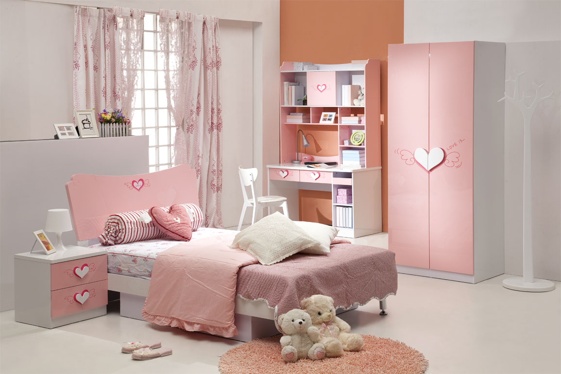 girls kids bedrooms photo - 2