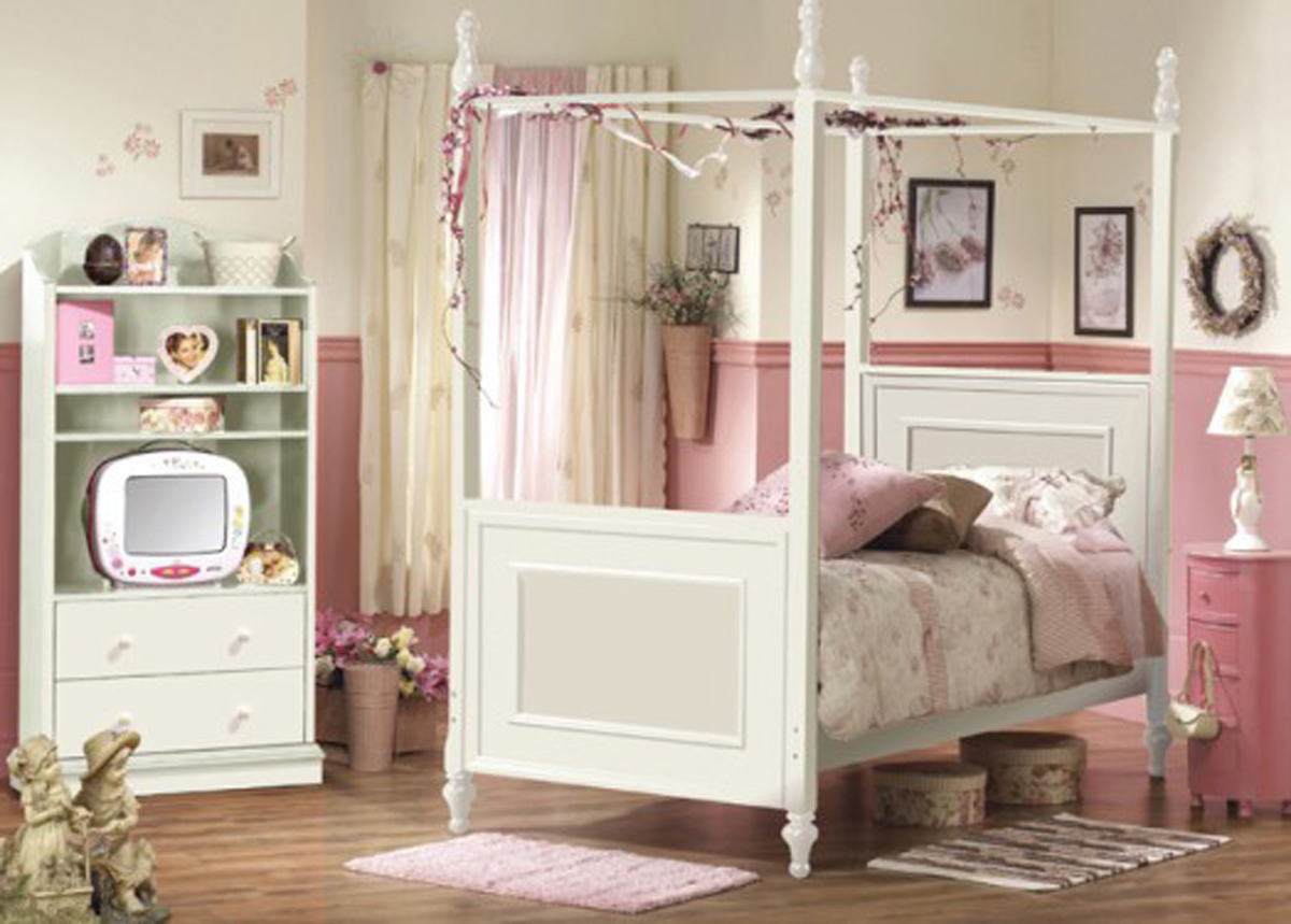 Girly bedroom furniture large and beautiful photos for Bedroom designs girly
