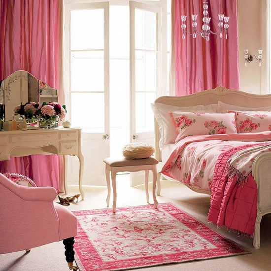 girly bedrooms photo - 2