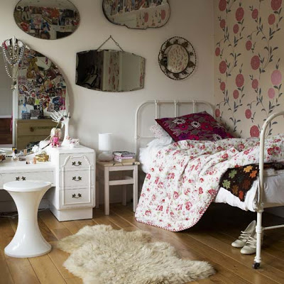 girly decorations for bedrooms photo - 1