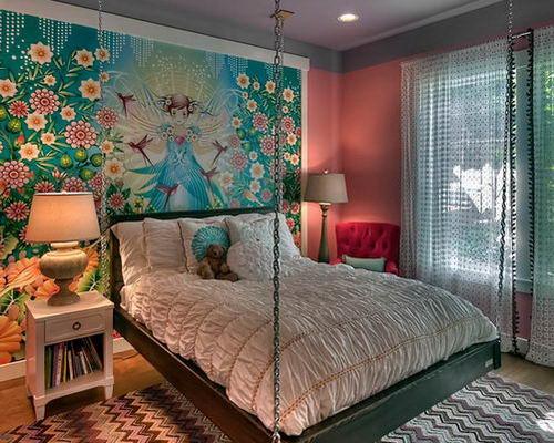 glamorous teenage bedrooms photo - 1