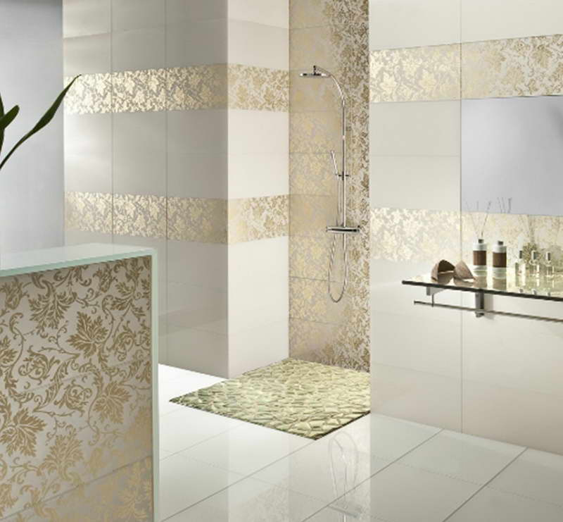 glass tiles for bathroom - large and beautiful photos. photo to