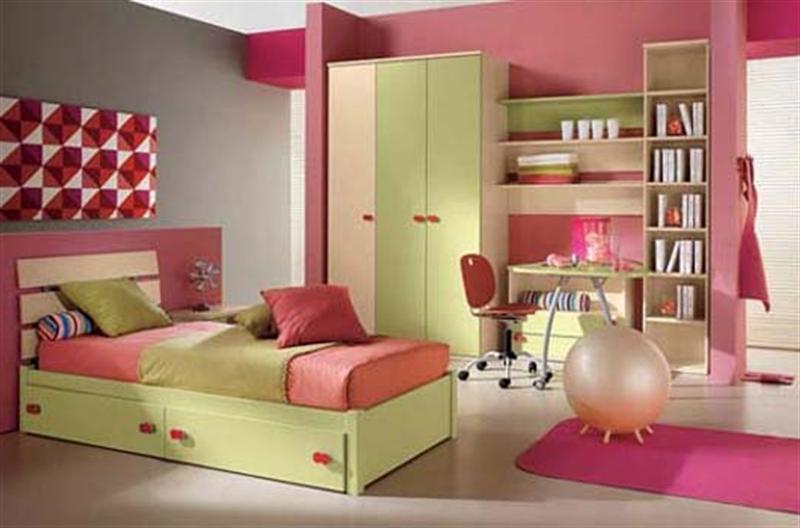 good color combinations for bedrooms photo - 2