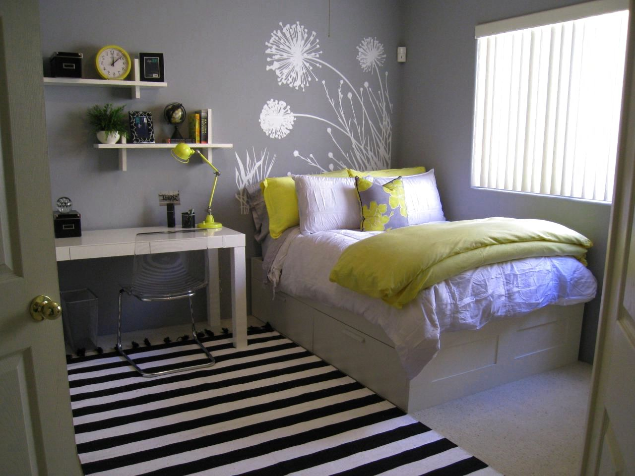 Good color schemes for bedrooms - large and beautiful photos ...