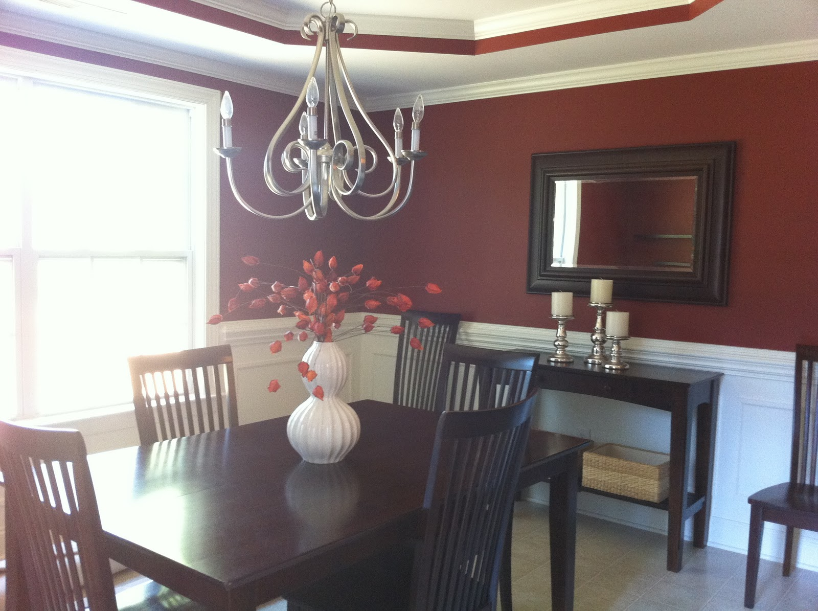 great dining room colors photo - 1