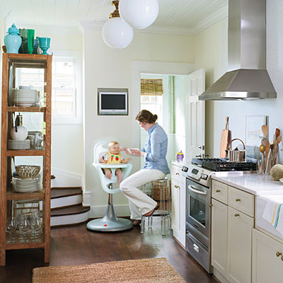 great small kitchens photo - 2