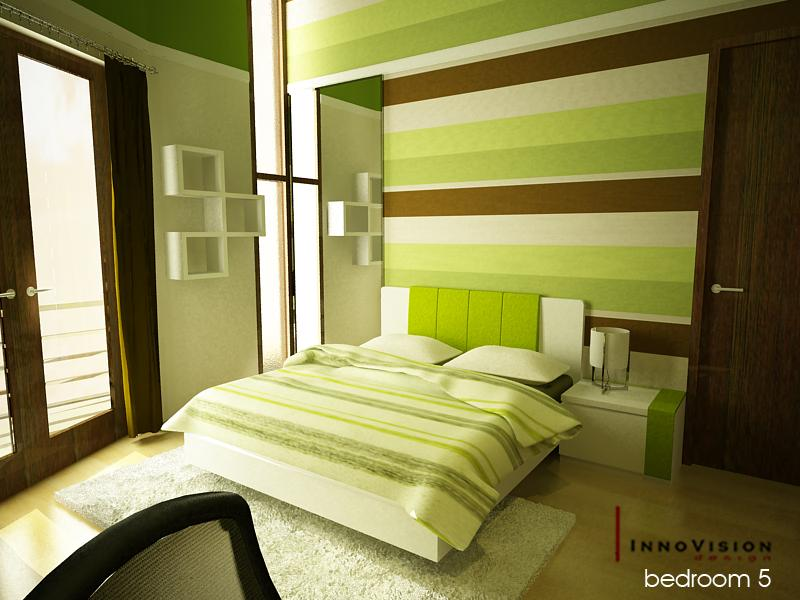 green colors for bedrooms photo - 2