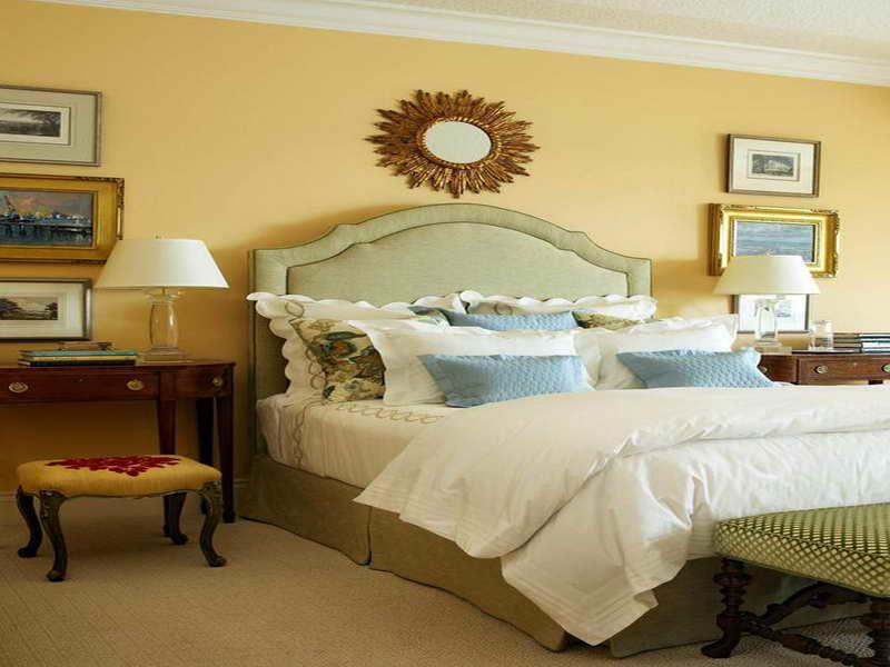 guest bedroom colors photo - 2