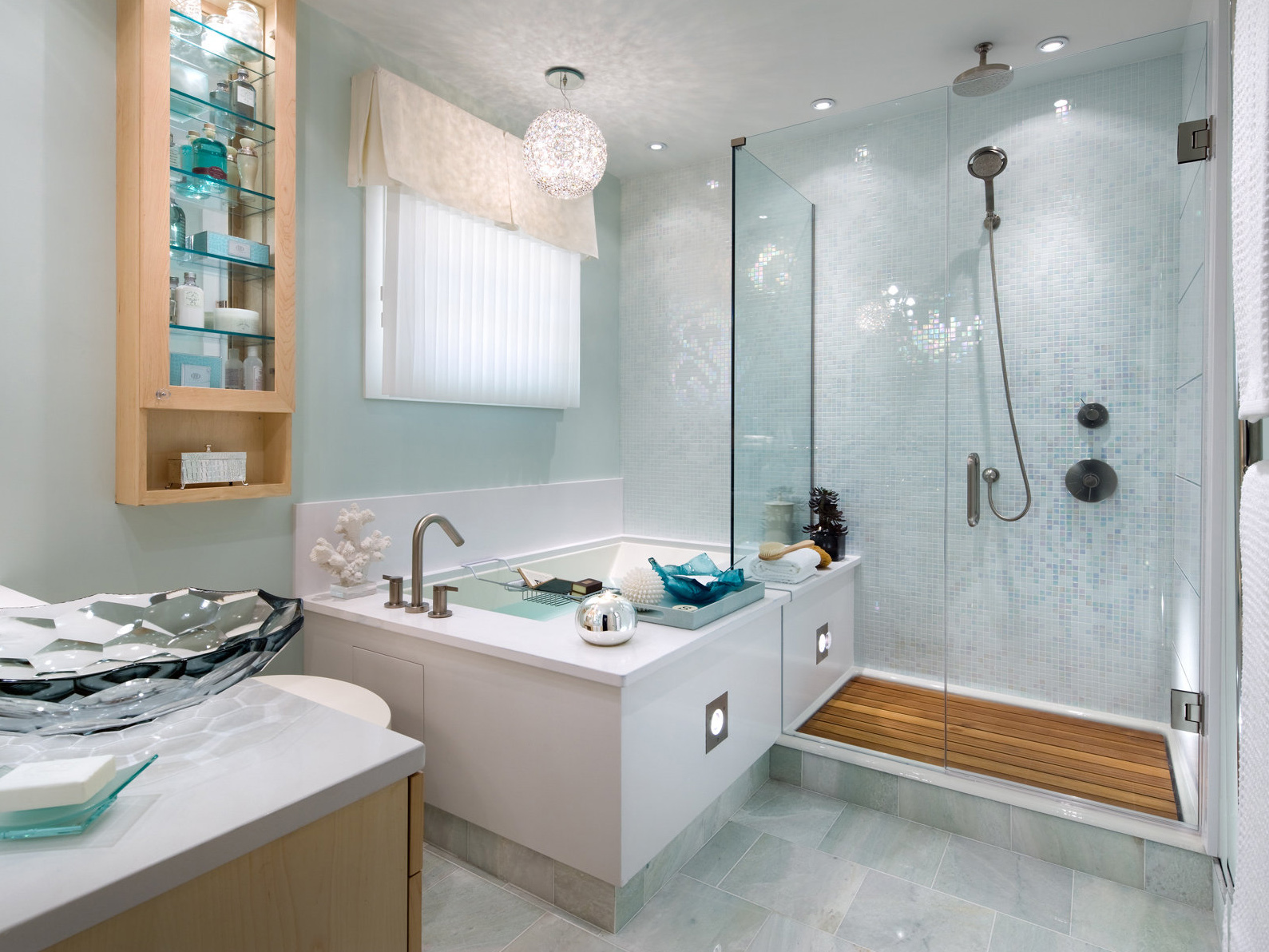 hgtv master bathroom designs photo - 1