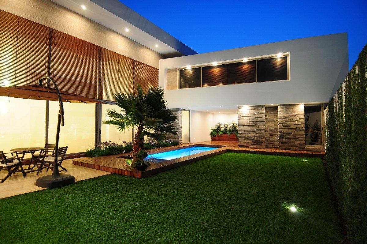 home and backyard photo - 1