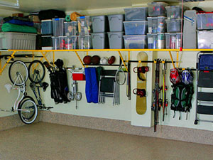 how do i organize my garage photo - 2