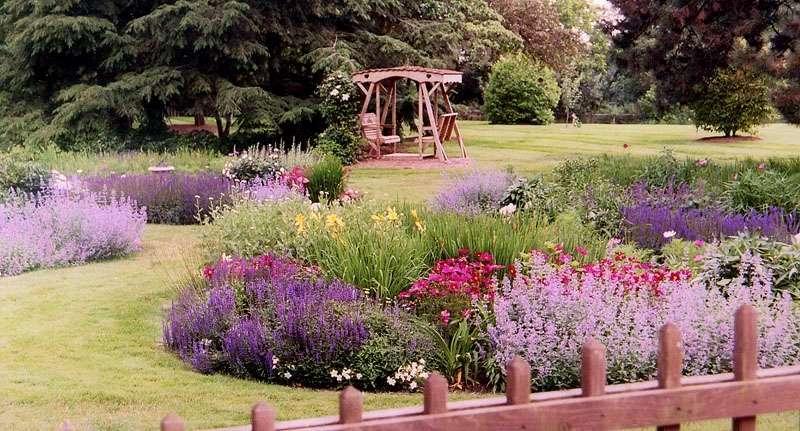 how make garden photo - 2