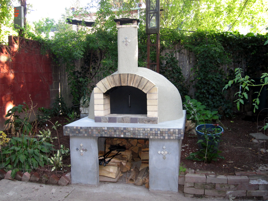 how to build a pizza oven in your backyard photo - 1