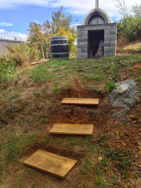 how to build a pizza oven in your backyard photo - 2