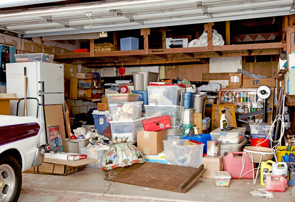 how to clean out a garage photo - 1