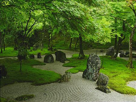 how to create a japanese garden photo - 2