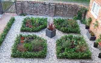 how to create an herb garden photo - 1