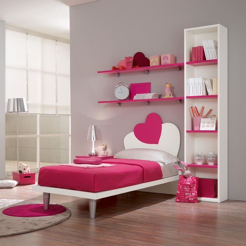 how to decorate a girls bedroom photo - 2
