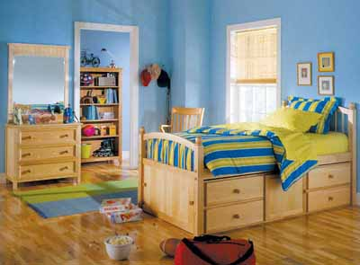 how to decorate a kids bedroom photo - 1