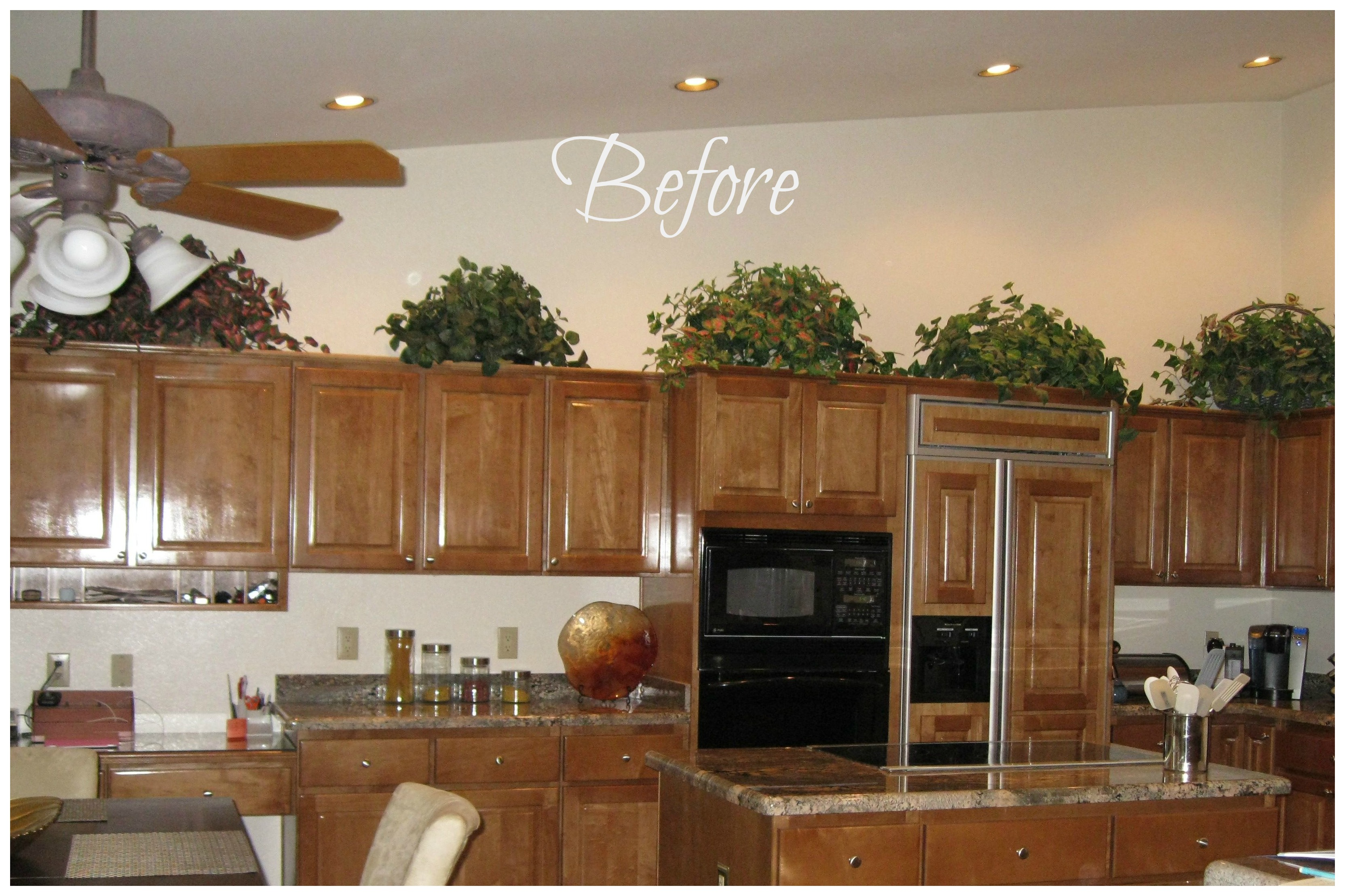 how to decorate a small kitchen photo - 1