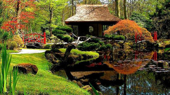 how to design a japanese garden photo - 1 & How to design a japanese garden - large and beautiful photos. Photo ...