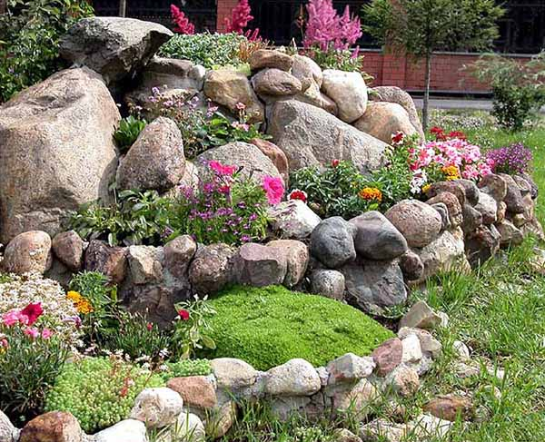 How To Design A Rock Garden