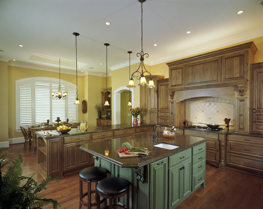 how to design a small kitchen layout photo - 2