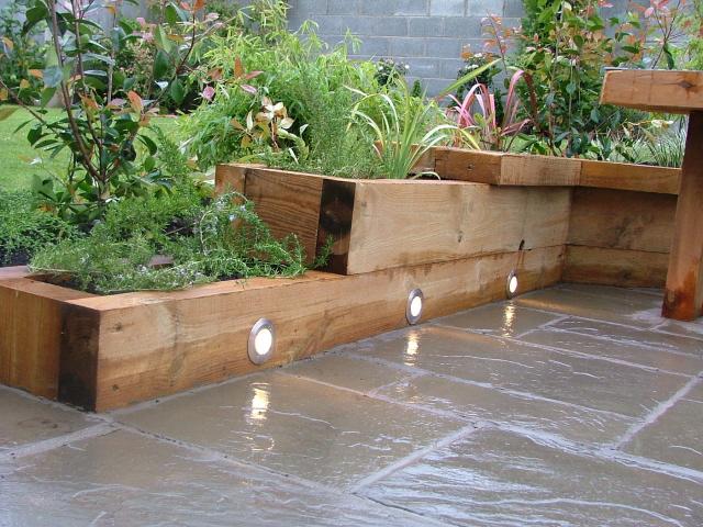 how to do a raised garden photo - 1