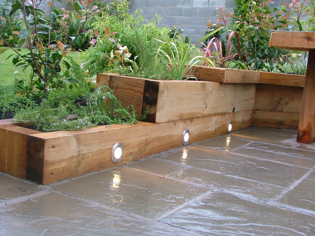 how to do raised garden beds photo - 1