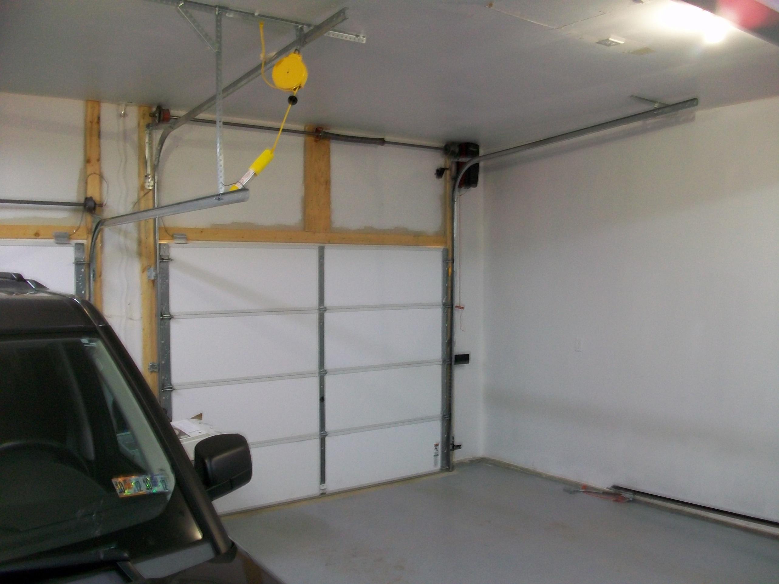 how to install a garage door video photo - 1