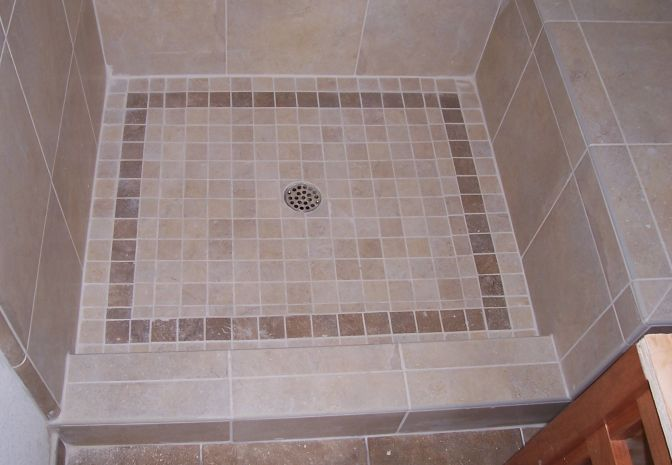 How To Install Bathroom Tile ... Part 58