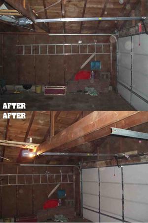 how to install garage opener photo - 1