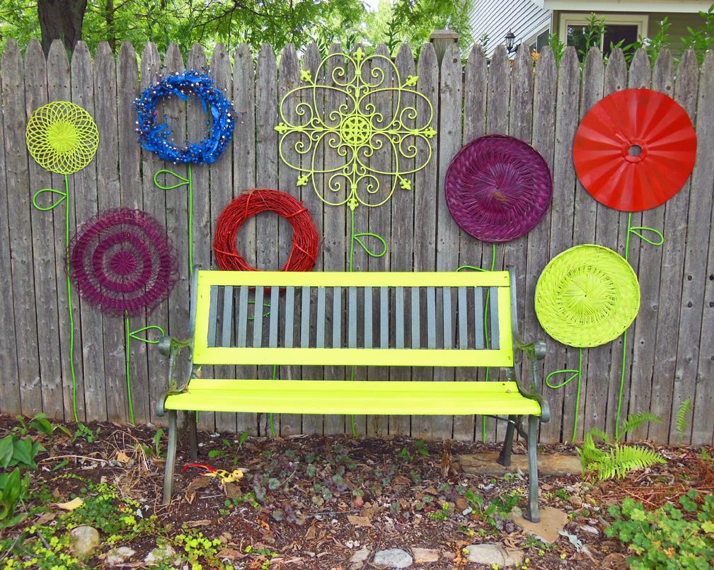 how to make a garden photo - 2