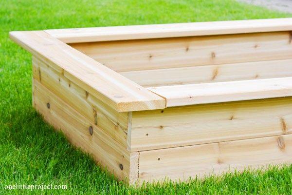 how to make a garden box photo - 1