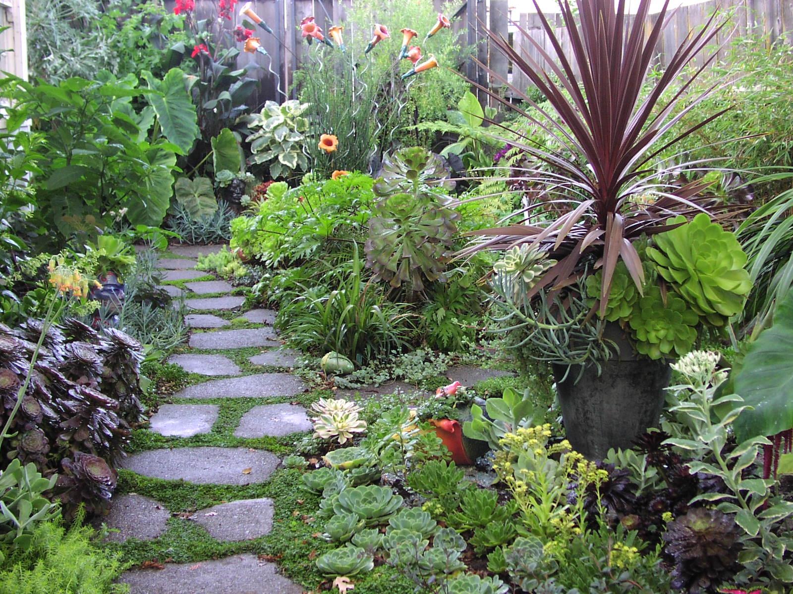 how to make a garden path photo - 1