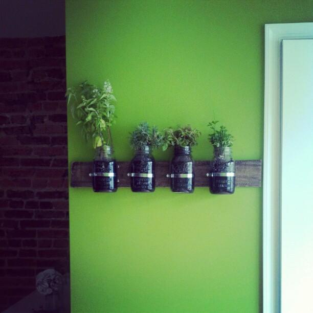 how to make a herb garden photo - 2
