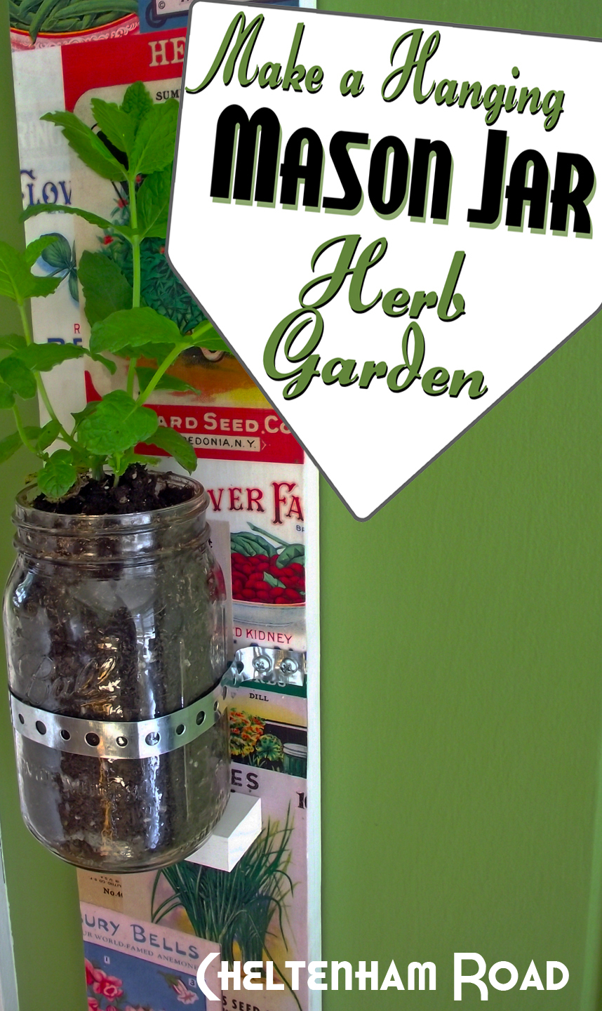 how to make an herb garden photo - 1