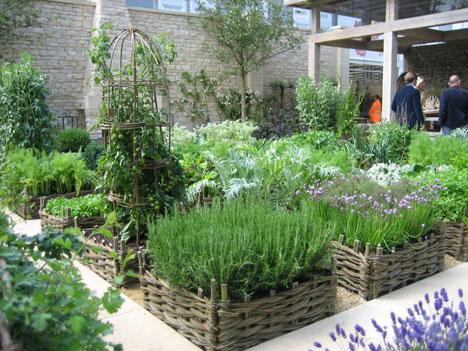 how to make an herb garden photo - 2