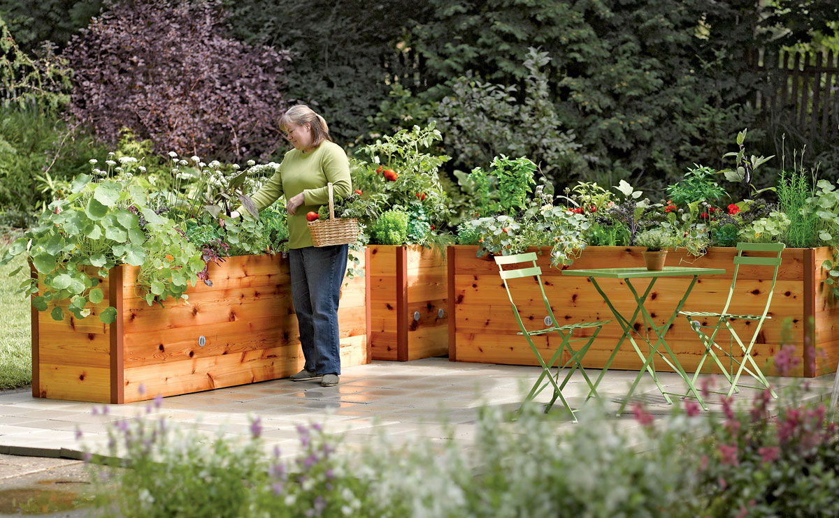 raised garden beds designs. How to make garden beds  large and beautiful photos Photo select Design your home