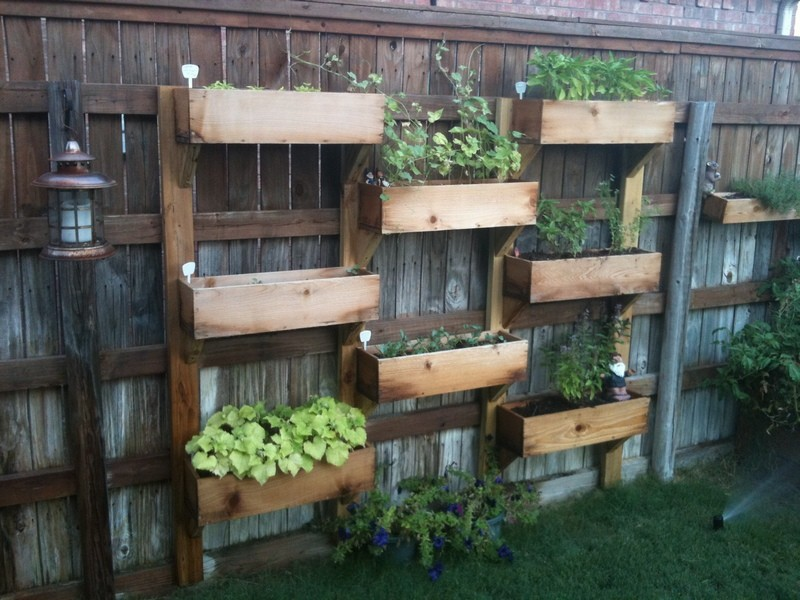 How To Make Garden Boxes Large And Beautiful Photos Photo To