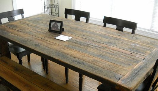 How To Make Your Own Dining Room Table
