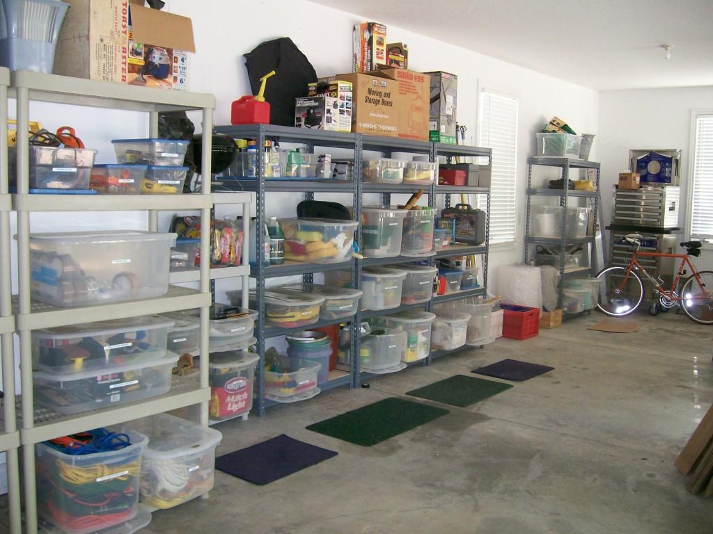 how to organize garage photo - 2