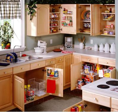 How To Organize Small Kitchen Large And Beautiful Photos