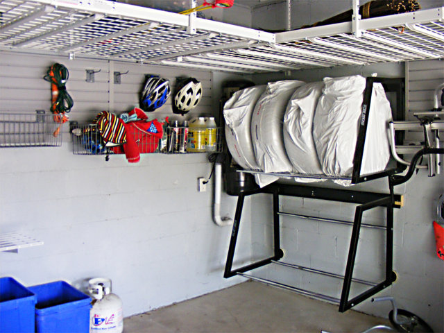 how to organize the garage photo - 1