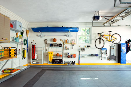 how to organize your garage photo - 1
