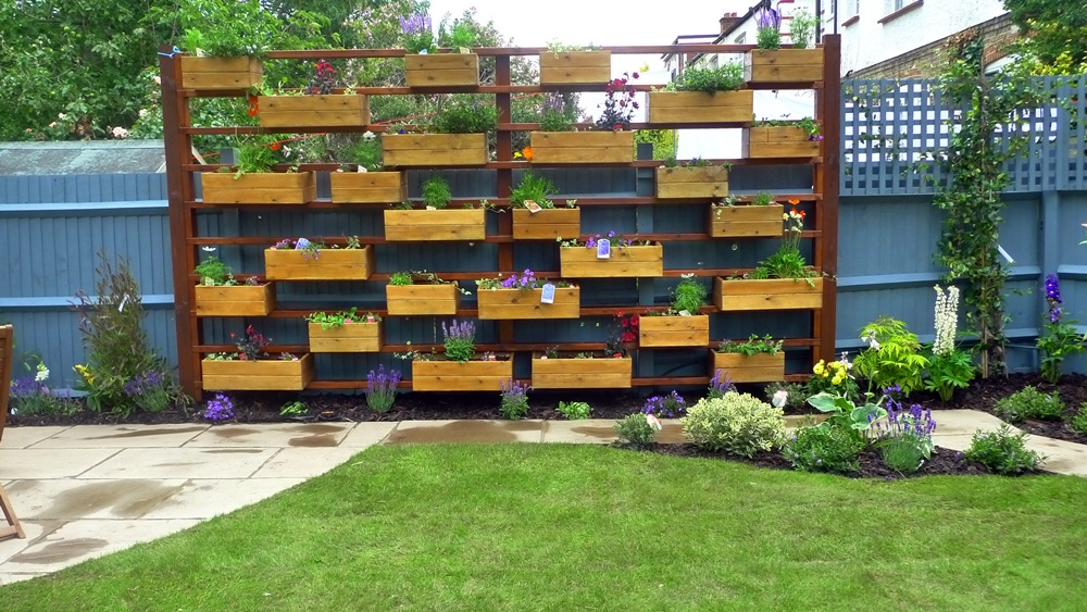 how to plant an herb garden outdoors photo - 2