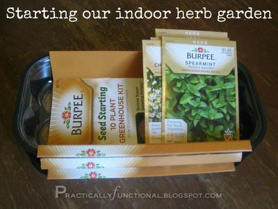 how to start herb garden photo - 1